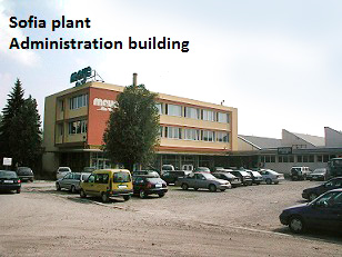 MOUSE GROUP Plant Administration